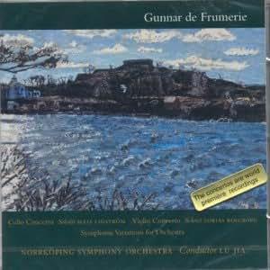 Cello Concerto/Violin Concerto/Symphonic Variation