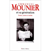Amazon.co.jp: Emmanuel Mounier...