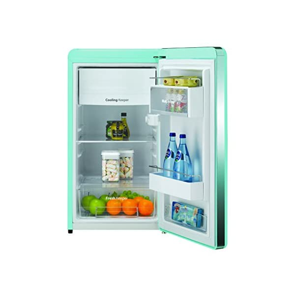 DAEWOO 124L 1ドア冷蔵庫(直冷式)...の紹介画像2