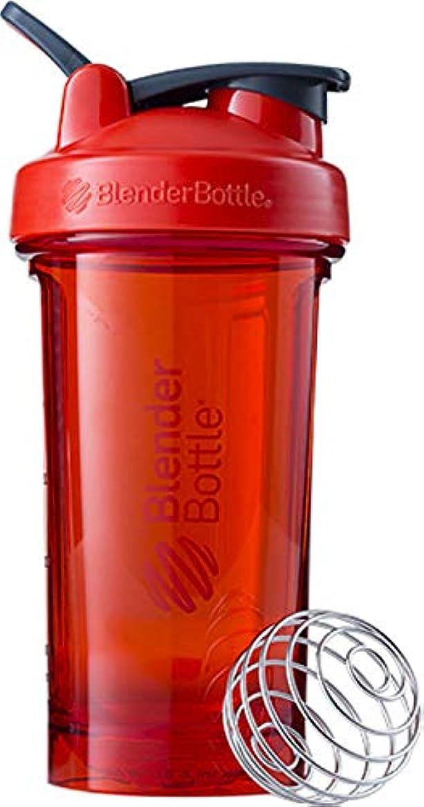 省略する誰が血まみれブレンダーボトル 【日本正規品】 ミキサー シェーカー ボトル Pro Series Tritan Pro24 24オンス (700ml) レッド BBPRO24 RD