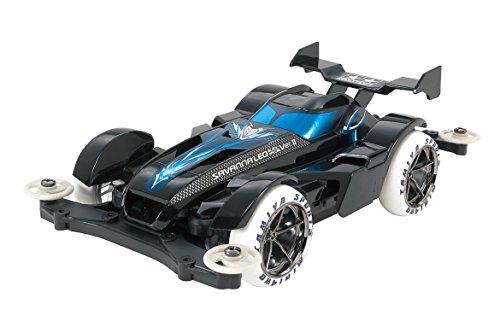タミヤ ミニ四駆限定シリーズ サバンナ レオ ブラックスペシャル バージョンII 94728
