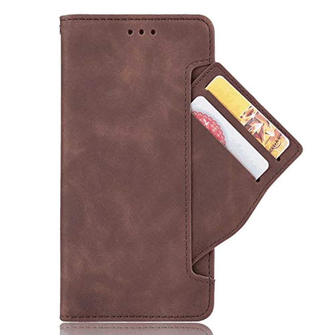 称賛引き付けるポーンiPhone 7 Plus プラス PUレザー ケース, 手帳型 ケース 本革 カバー収納 携帯カバー 耐摩擦 ビジネス 財布 手帳型ケース iPhone アイフォン 7 Plus プラス レザーケース