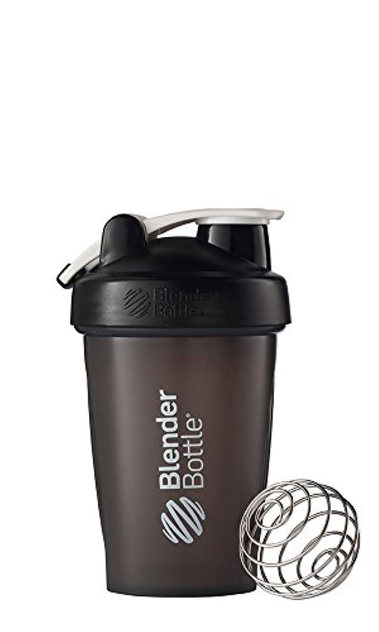 溶融伝染性の楕円形BlenderBottle ® ClassicTM 20オンスフルカラーボトルW /ループ