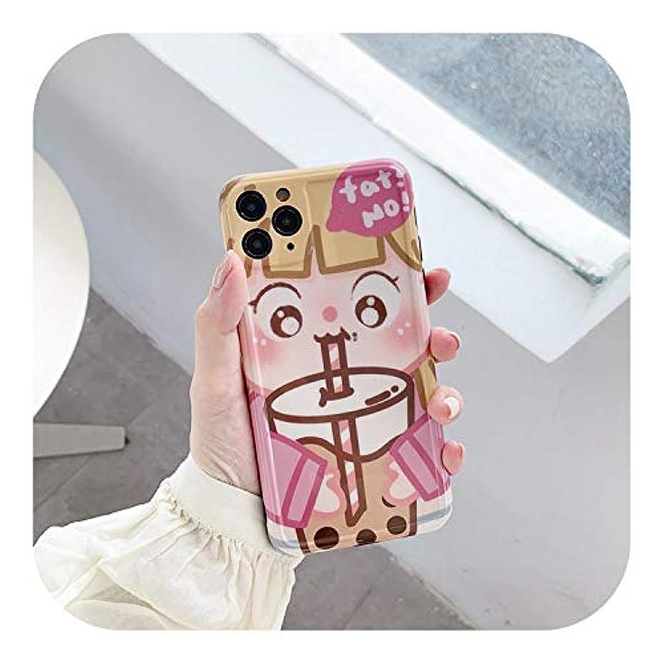 事沼地甘美な素敵なカメラレンズプロテクターケースFor iphone 11 Pro Max SE 2020ケースかわいい漫画のクマシリコーンカバーFor iphone SE 2 XR XS X 7 8 Plus-2A-For iPhone XR