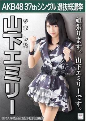 【山下エミリー】ラブラドール・レトリバー AKB48 37t...