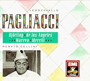 Leoncavallo;I Pagliacci