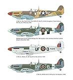エデュアルド 1/144 イギリス空軍 スピットファイア Mk.9c 後期型 スーパー44 プラモデル EDU4433