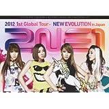 2NE1 2012 1st Global Tour - NEW EVOLUTION in Japan  (2枚組DVD)