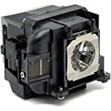 Litance V13H010L88 Replacement Lamp for Epson ELPLP88, EB-945H, EB-955WH, EB-965H, EB-98H, EB-S04, EB-S130, EB-S27, EB-S31, EB-U04, EB-U130, EB-U32, EB-W04, EB-W130, EB-W29, EB-W31, EB-W32, EB-X130, EB-X27, EB-X31, EB-X36, EH-TW5210, EH-TW5300, EH-TW5350 Projectors