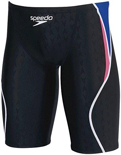 Speedo(スピード)メンズ競泳水着スパッツフレックスシグマSD76C533サイコレッドM