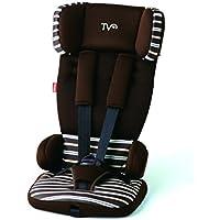 日本育児 チャイルドシート トラベルベスト ECプラス ブラウンボーダー 9kg~18kg対象