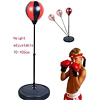 Boxingキットトレーニングジュニアキッズ子供おもちゃwith Gloves Punching Bag for Kids