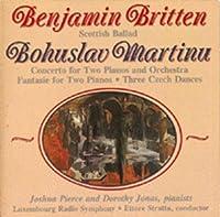 Britten: Scottish Ballad