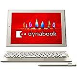 東芝 dynaPad NZ72/VG 東芝Webオリジナルモデル (Windows 10 Home/Officeなし/タッチパネル付12.0型/Atom x5/サテンゴールド) PNZ72VG-NNA
