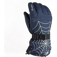 防寒グローブ 防水 防風 あったか厚手 グローブ 360度保温ロック 通気性 伸縮性 アウトドア 通勤用 メンズ、レディース