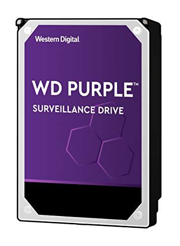 WESTERNDIGITAL HDD 内蔵ハードディスク 3.5インチ 4TB WD Purple 監視カメラ用 WD40PURZ B071KVB4F8 1枚目