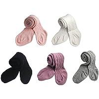TAIYCYXGAN Baby Toddler Girls Boys Tights Knit Cotton Pantyhose Dance Leggings Pants Stockings