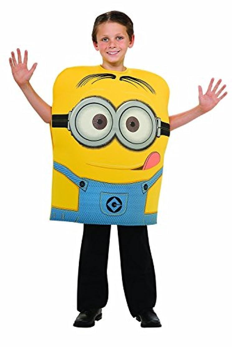 杖盲信病気ミニオン、怪盗グルー、デイブ、コスチューム、着ぐるみ、子供用、/ Despicable Me Child's Costume, Minion Dave Costume