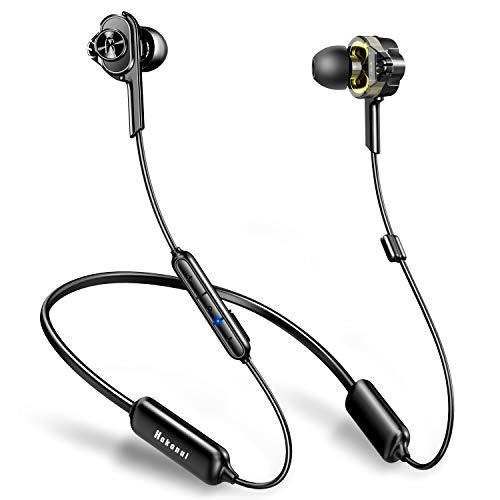 HOKONUI Bluetooth イヤホン IPX6 B07V7S457H 1枚目