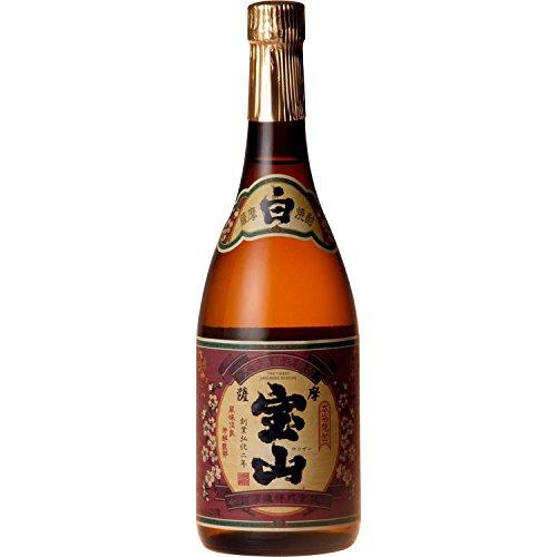 西酒造 薩摩宝山 芋焼酎 25度 720ml [鹿児島県]