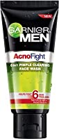Garnier AcnO Fight 6in1Pimple Clearing Face Wash ( 100g )