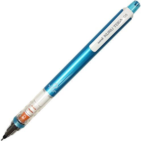 三菱鉛筆 クルトガ スタンダードモデル 0.5mm ブルー ...