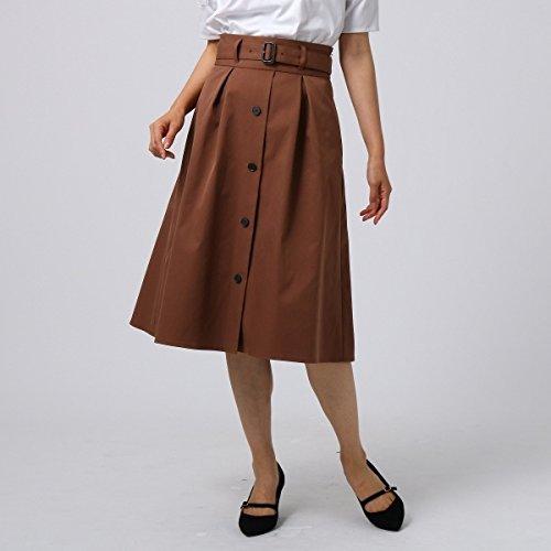 アンタイトル(UNTITLED) [L]タックトレンチスカート