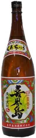 奄美黒糖焼酎 喜界島 25度 1800ml 瓶 3本セット