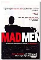 M031 Mad Man マッドマン TV Season 1 2 ポスター布プリントインチ Poster Fabric Prints 20x13 inch (512)