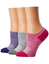 [NIKE(ナイキ)] レディースソックス?靴下 Performance Cushioned No Show Training Socks 3-Pair Pack Multicolor 3 MD (Women's Shoe...
