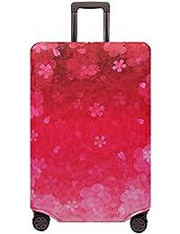 948767b1ee Youth Union スーツケースカバー 伸縮素材 欧米風 キャリーバッグ お荷物カバー