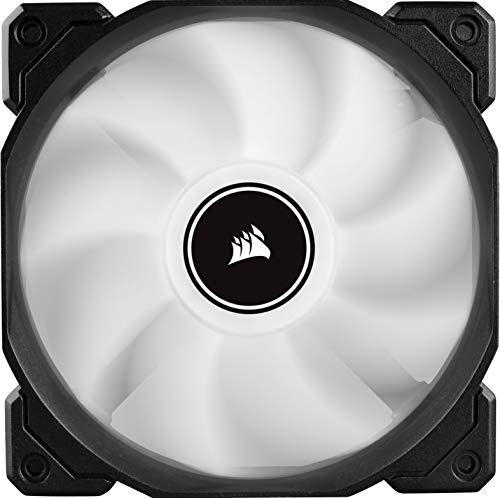 Corsair AF120 LED (2018) White 52 CFM 120 mm Fans 3-Pack