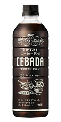 キリン 世界のKitchenから 麦のカフェ CEBADA 600mlPET