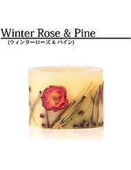 [ロージーリングス]ROSY RINGS プティボタニカルキャンドル 【正規代理店】 (ウィンターローズ&パイン)