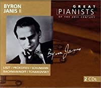 Byron Janis II: Great Pianists Of the 20th Century, Vol. 51 (1999-07-20)