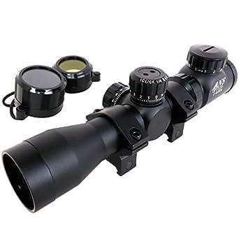 ANS Optical ライフルスコープ  2-6x28EG 2-6倍可変ズーム ショートスコープ sc-046-E03