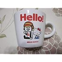 HELLO KITTY LAUNDRY キティちゃん × ランドリー マグカップ