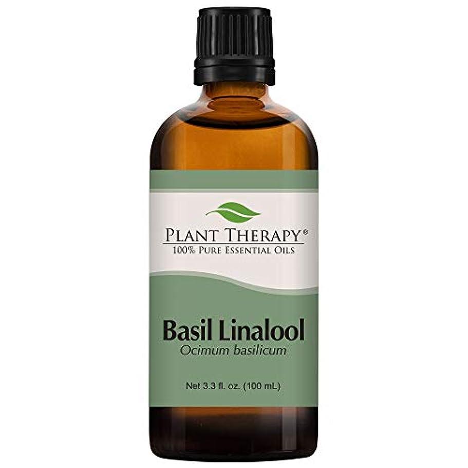 選出するマイクぬれたBasil (linalool CT) Essential Oil 100 ml 100% Pure, Undiluted.