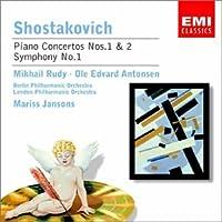 Shostakovich: Piano Concertos Nos. 1 & 2, Symphony No. 1