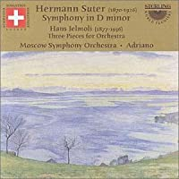 Symphony in D Minor / 3 Pcs for Orchestra