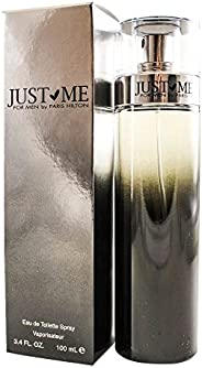 Paris Hilton Just Me Men 3.4 Eau de Toilette, 100ml, Multi (141398)