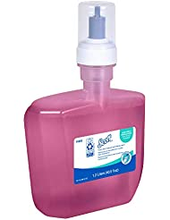 Kleenex Liquid Hand Soap with Moisturizers (91592), Pink, Floral Scent, 1.2L E-Cassette, 2 Bottles / Case by Kimberly-Clark...