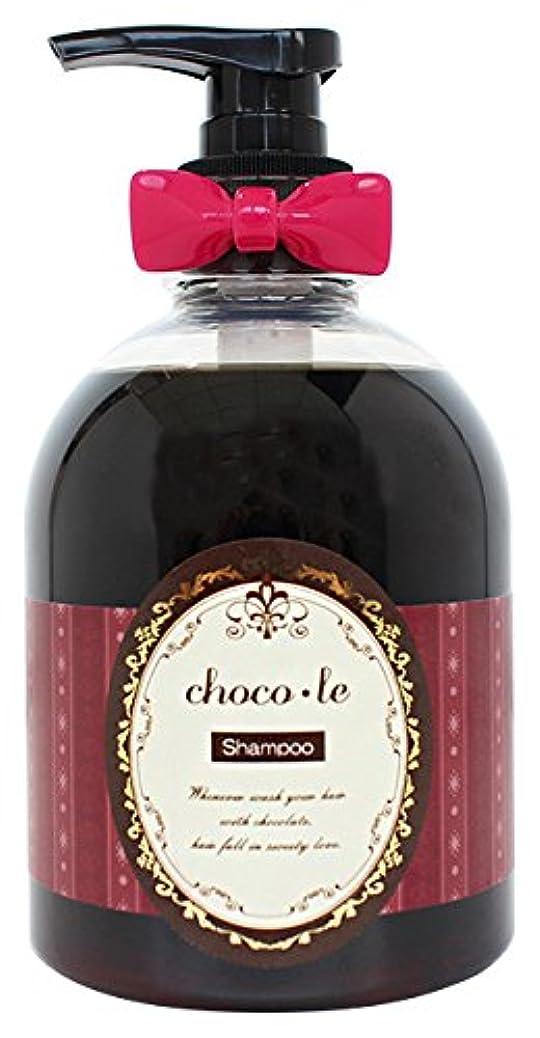 郵便屋さん尋ねるオプションハホニコ チョコレ シャンプー 300ml