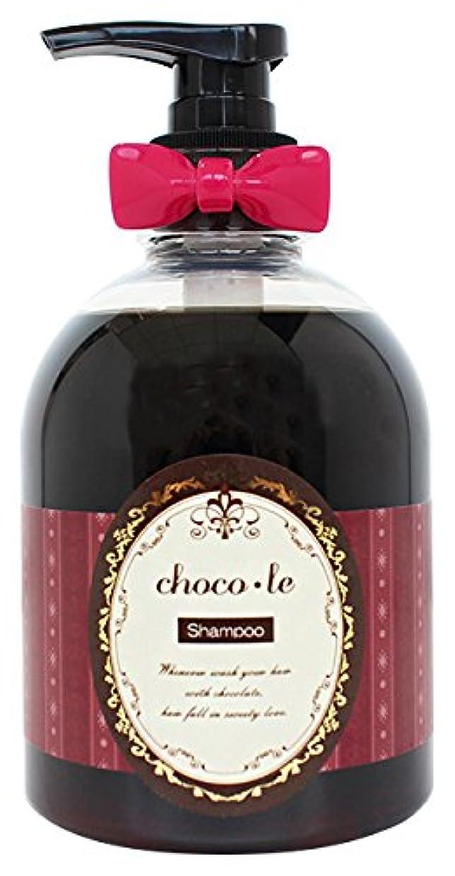 オーク細いあるハホニコ チョコレ シャンプー 300ml