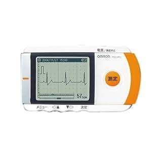 オムロン携帯型心電計 HCG-801