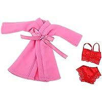 KESOTO ドール服スーツ ベルト 下着 コート 1/6スケールXinYiドール人形のため