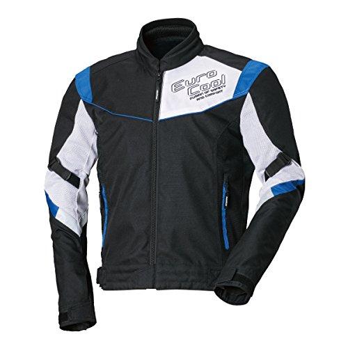 南海部品 NANKAI(ナンカイ) EUROCOOL ジャケット ブラック/ホワイト/ブルー サイズL バイク/オートバイ SDW4124B-L