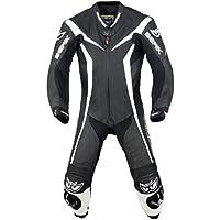BERIK Racing suits LS1-10417-BK ○BLACK/WHITE SIZE:44