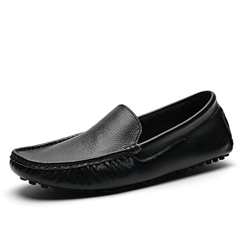 エンジニア火山のラグ{イノヤ}革靴 スリッポン 本革 ローファー モカシン カジュアルシューズ メンズ靴 牛革 ドライビングシューズ 大きいサイズ デッキシューズ メンズシューズ
