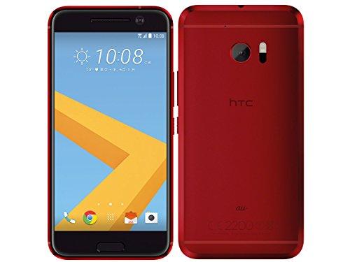 HTV32 HTC 10 レッド